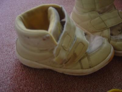 内反足用の靴アシックスすくすく画像