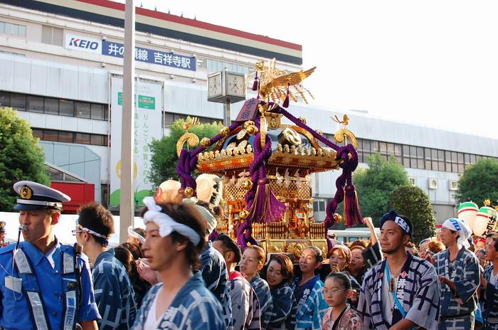 吉祥寺秋祭り4
