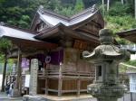 神峯寺本堂