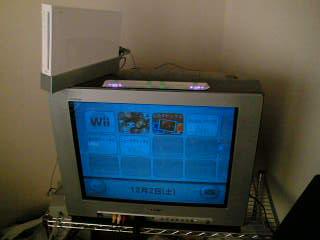 Wiiのある生活@我が家