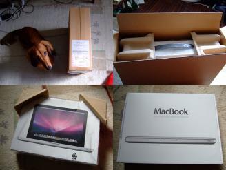 MacBook開封01