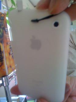 iPhone背面