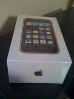 iPhone箱