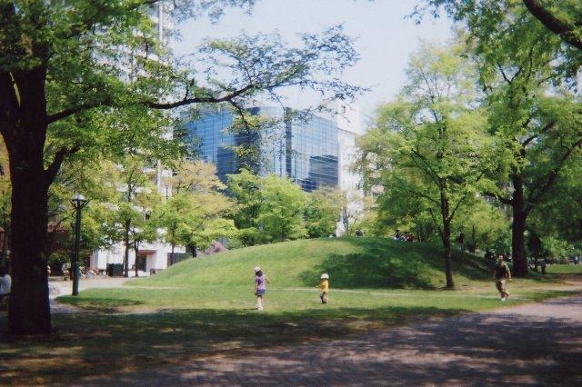 odori park in green2