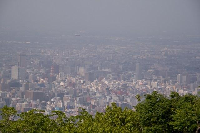 scenery of Sapporo