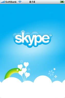 skype for iPhhone