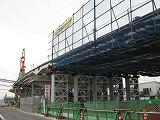 今津町高架橋(工事中)
