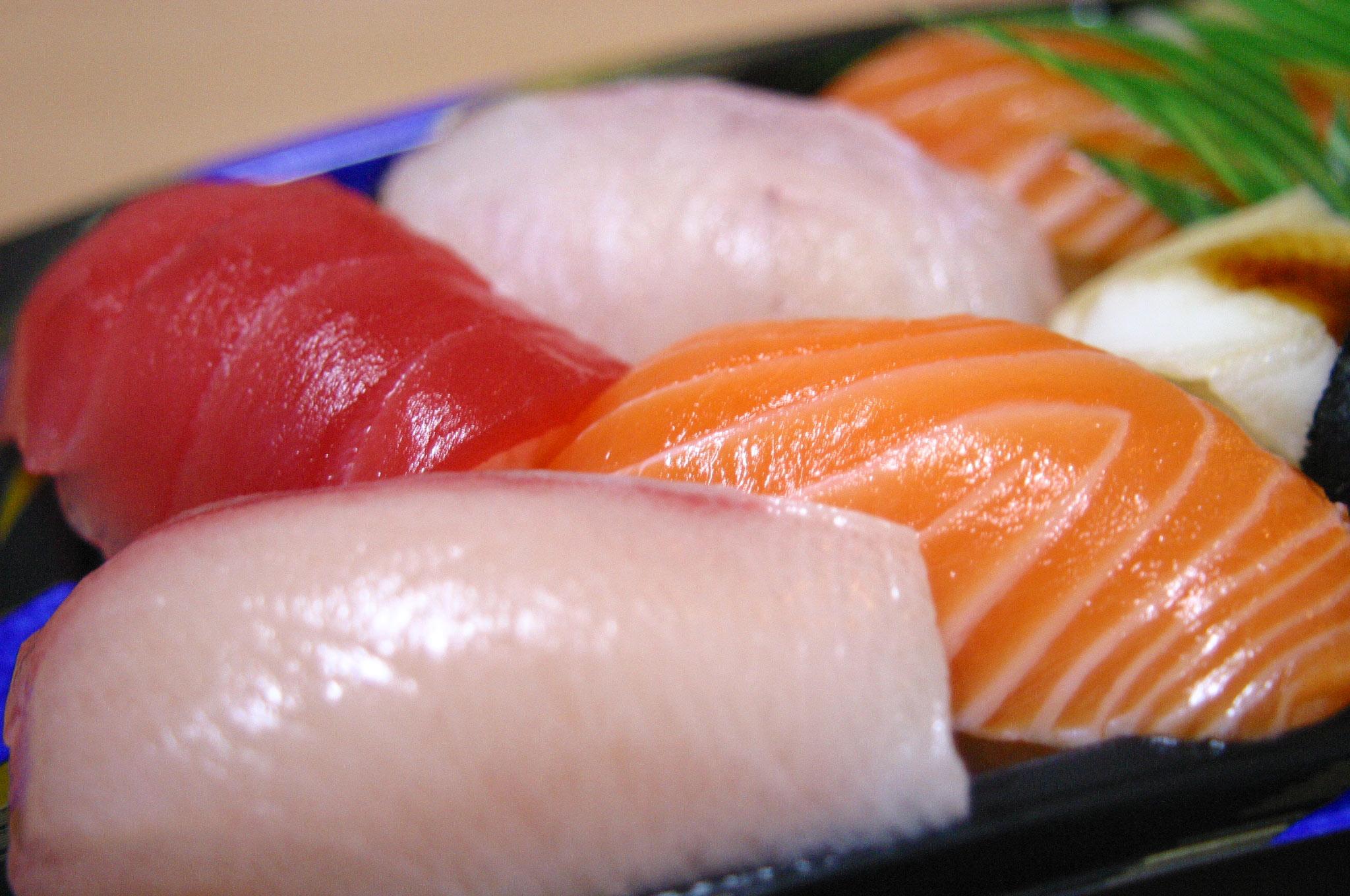 にぎり寿司・春日野道向かいの茶月だったかな