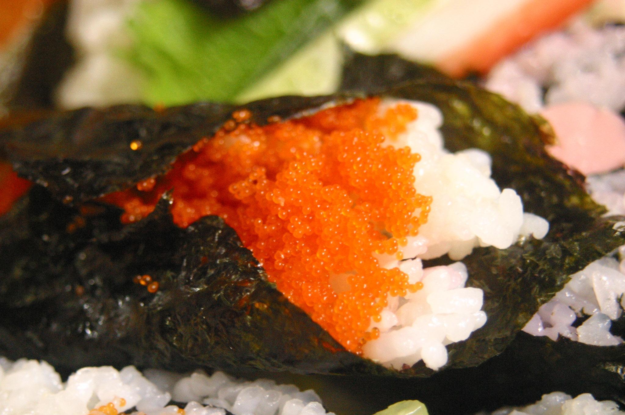 自家製手巻寿司