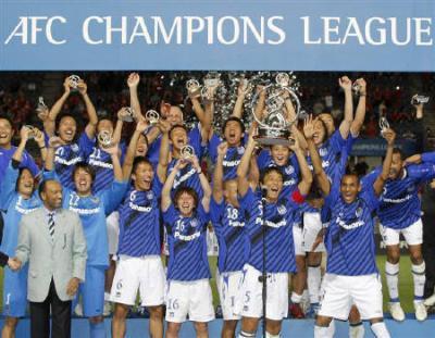 アジアチャンピオン!