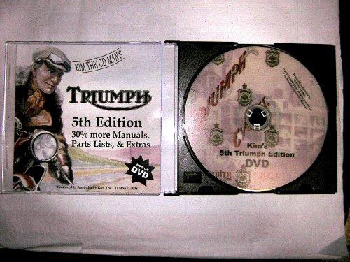 Triumphデータ
