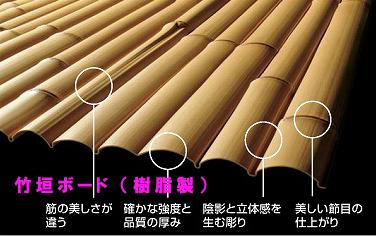 竹垣ボード