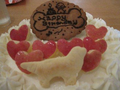 美味しそうなケーキでつね♪
