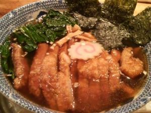 くじら軒パーコー麺