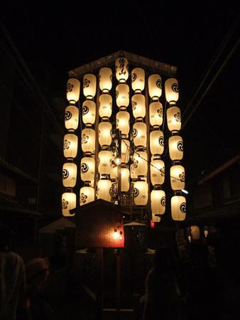 祇園祭 伯牙山