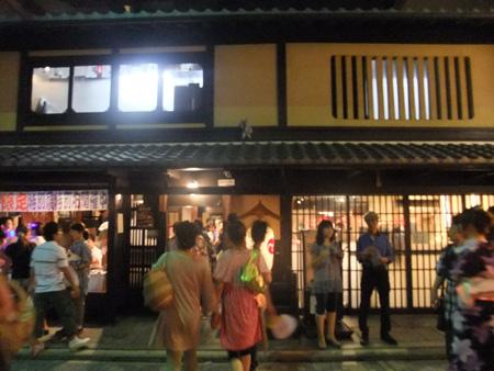 祇園祭 町家2