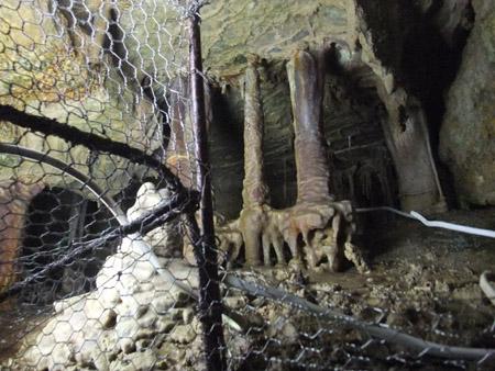 大滝鍾乳洞9
