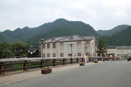 郡上八幡旧庁舎記念館1
