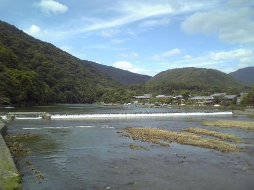 9/27嵐山①