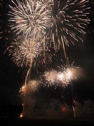 五條花火大会2009