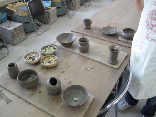 信楽陶芸教室