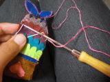 縫いかけ猫魚姫 003