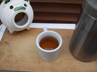 グアバ茶お茶