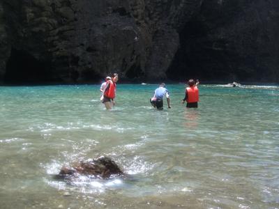 亀の首ビーチ2