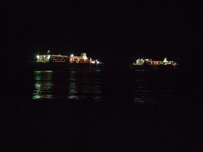 きそいしかり夜景