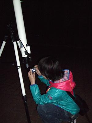 天体望遠鏡0205
