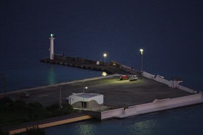 青灯夜景0225