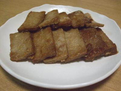 オカラミート皿