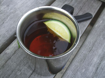 コペペお茶