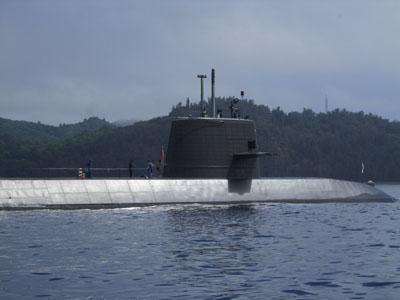 潜水艦06233