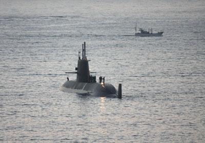 潜水艦06234