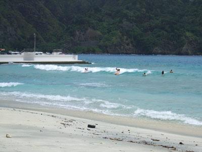 前浜サーファー0808