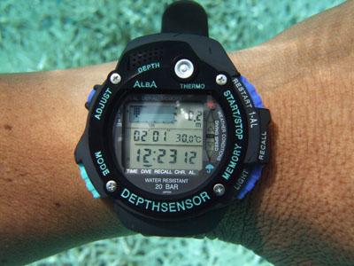 腕時計0829
