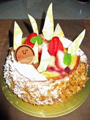 ケーキホール