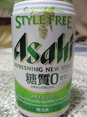 アサヒ糖質0