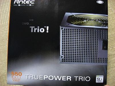 Antec電源