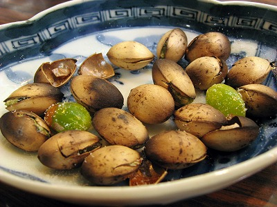 銀杏焼き(淡河産)