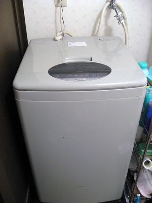 東芝洗濯機AW-50G2
