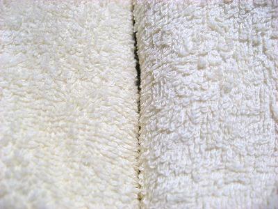 08.06.09 乾燥機と部屋干しの比較 (2)