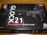 GLOCK21 Dual Maxi