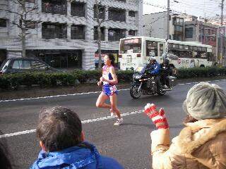 1月13日 女子駅伝京都