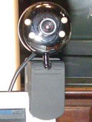 Webカメラ本体