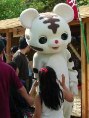 去年もいた白虎君。。。