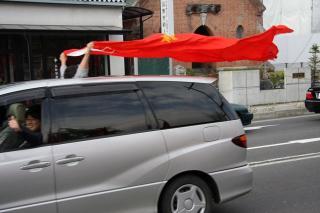 道路交通法違反オンパレード1