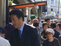 岡田克也民主党副代表