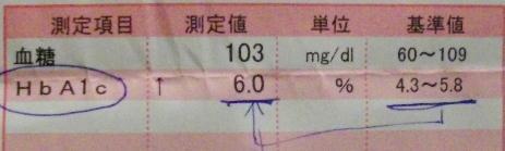 HbA1c(ヘモグロビン・エィワンシー)